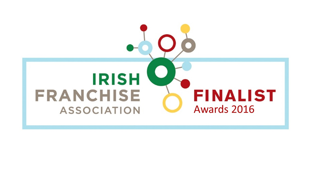 Insomnia Shortlisted for the Irish Franchise Awards 2016