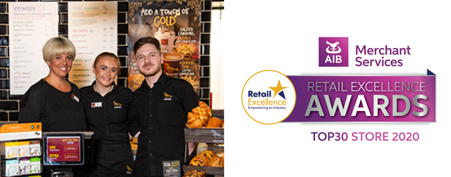 Insomnia Cavan is a Retail Excellence Top30 store
