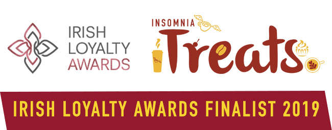 Insomnia Treats Programme – Finalist in the Irish Loyalty Awards 2019!