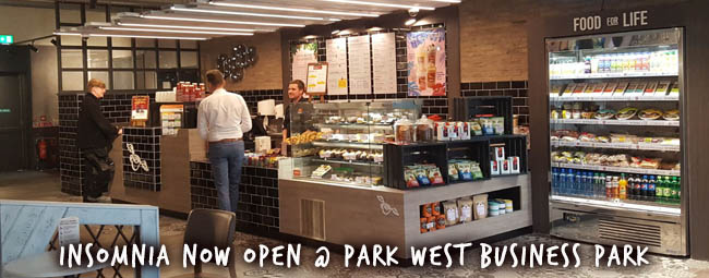 Freshly Brewed in Park West