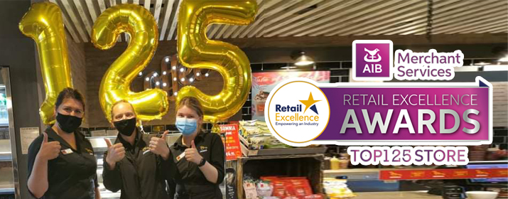 5 INSOMNIA STORES AMONG THE TOP 125 STORES IN IRELAND