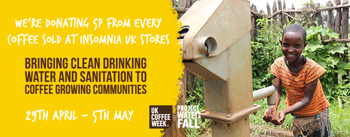UK COFFEE WEEK – SUPPORTING COFFEE GROWING COMMUNITIES