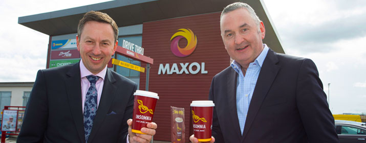 First INSOMNIA Drive Thru opens in Maxol Ballycoolin
