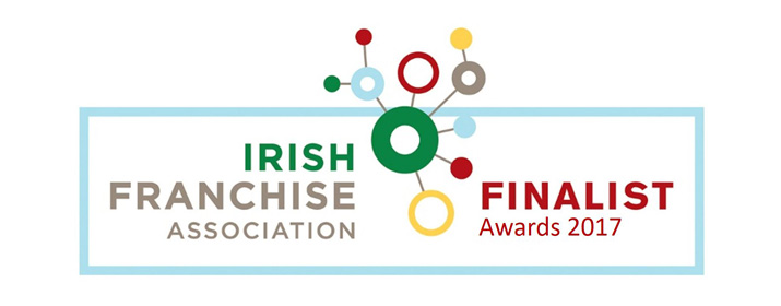 INSOMNIA ANNOUNCED FINALIST FOR TWO CATEGORIES IN THE IRISH FRANCHISE AWARDS 2017
