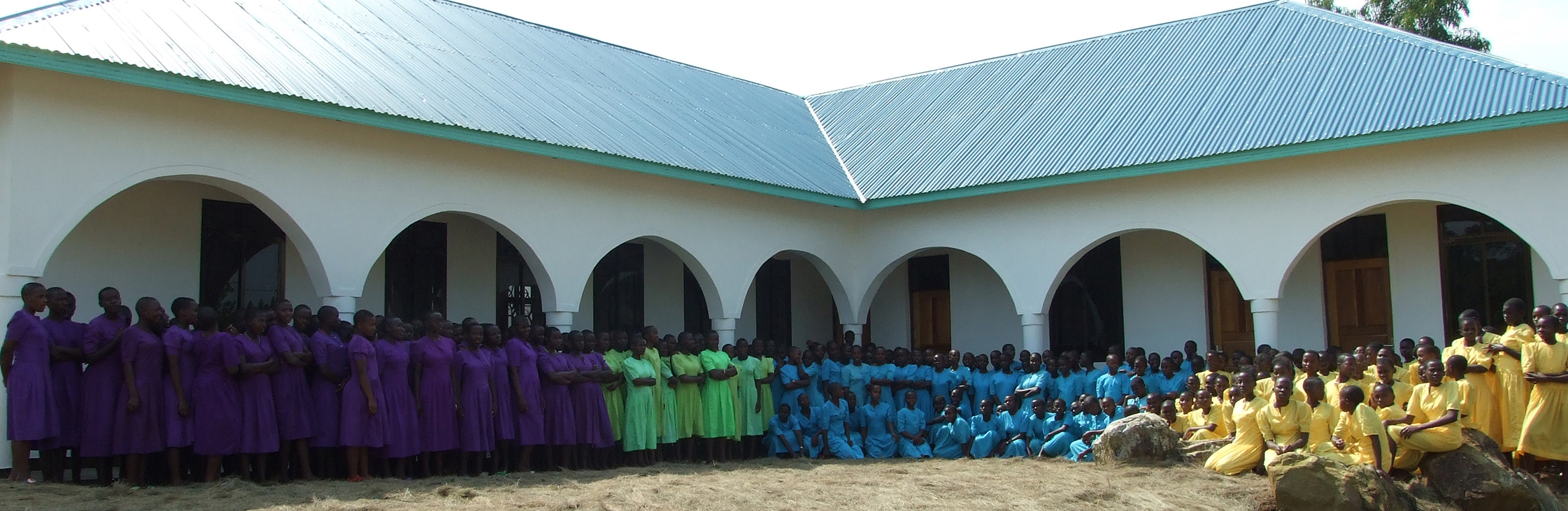 Insomnia Fairtrade Project - Hekima Girls School, Tanzania