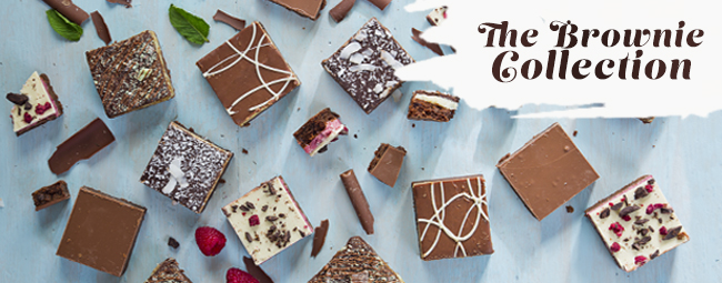 Insomnia's Scrumptious New Brownie Collection