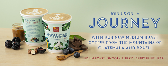 Introducing our New Medium Roast Coffee