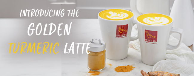 Kick Start Your New Year Health Buzz with Insomnia's Turmeric Latte