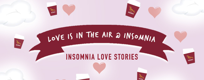 Insomnia Love Stories